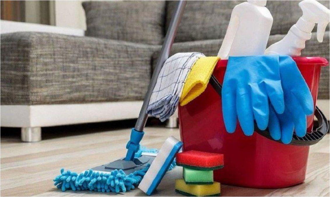 Personal doméstico: definen un nuevo incremento para empleados de casas particulares