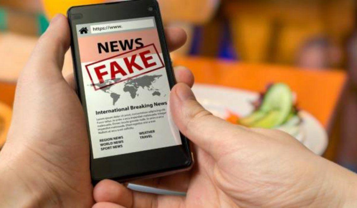 Investigan el  falso decreto que circuló por WhastApp