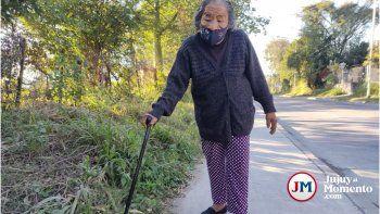 Desesperado pedido de una abuela en Palpalá
