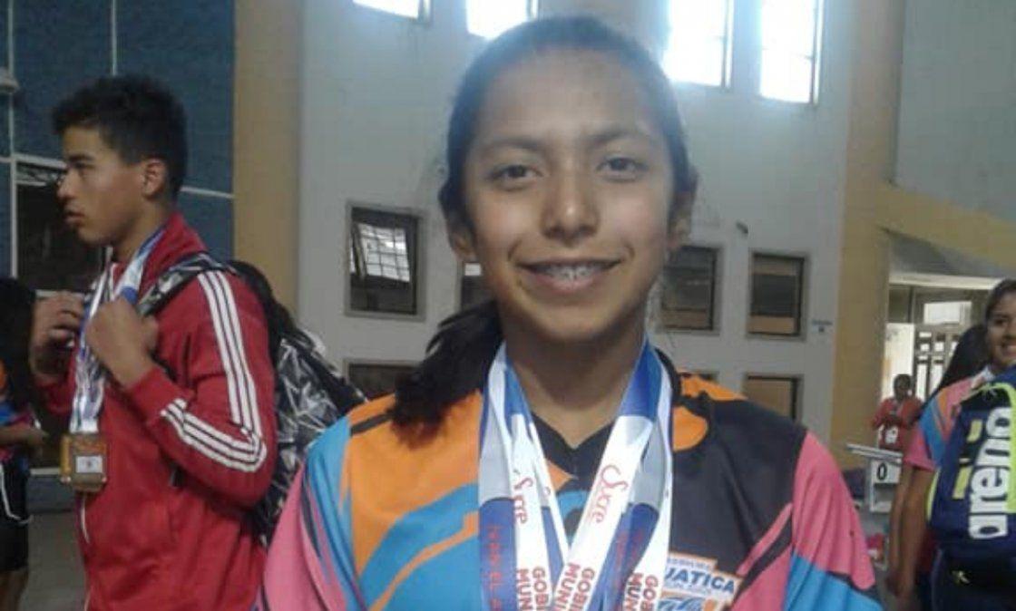 Una nadadora jujeña convocada al Selectivo Evaluativo Nacional