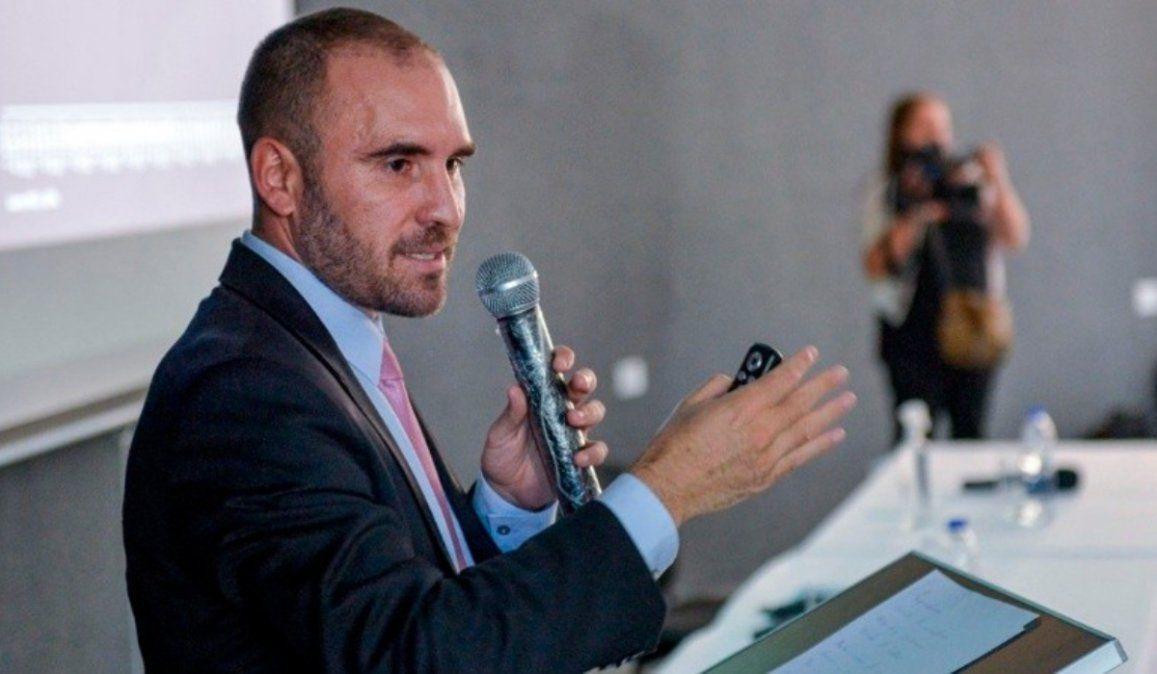 Martín Guzmán: Los salarios tienen que crecer más que los precios