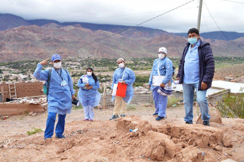 Jujuy suma 193 casos nuevos y 6 muertes