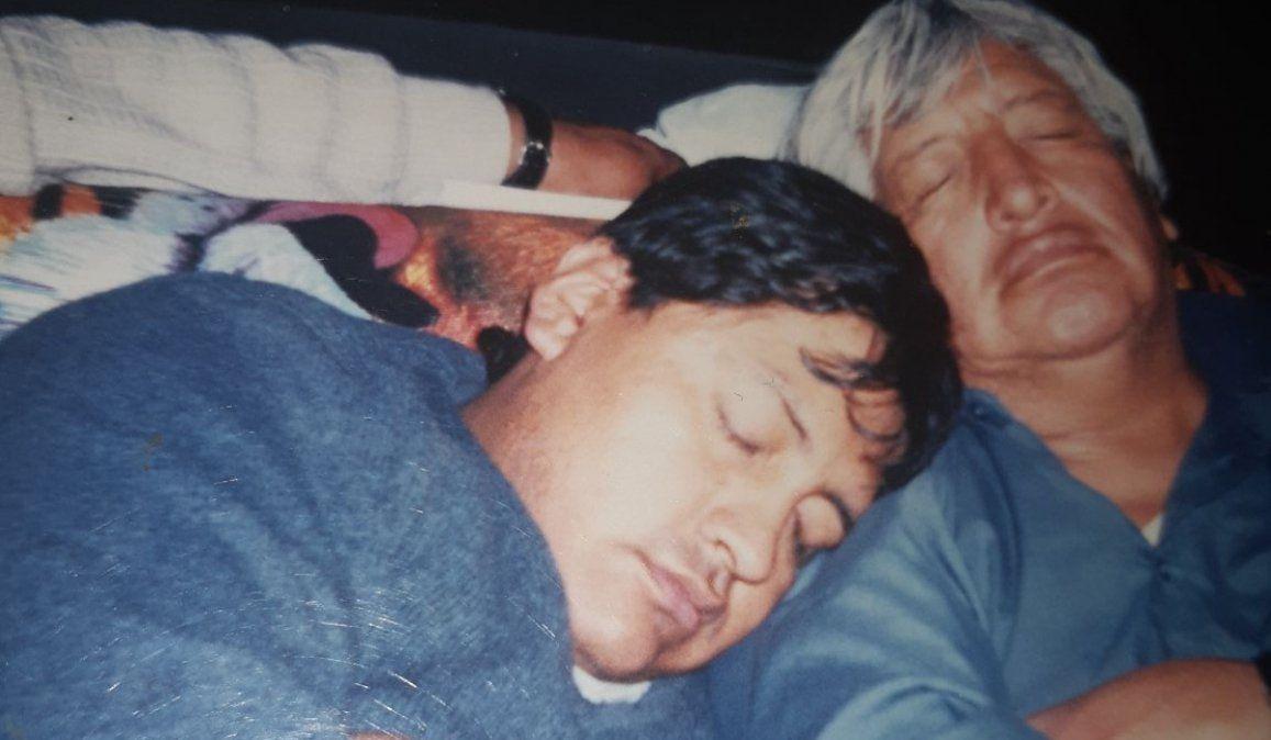 Tristeza por la muerte de Raúl Tolaba, gran músico y amigo de Ricardo Vilca
