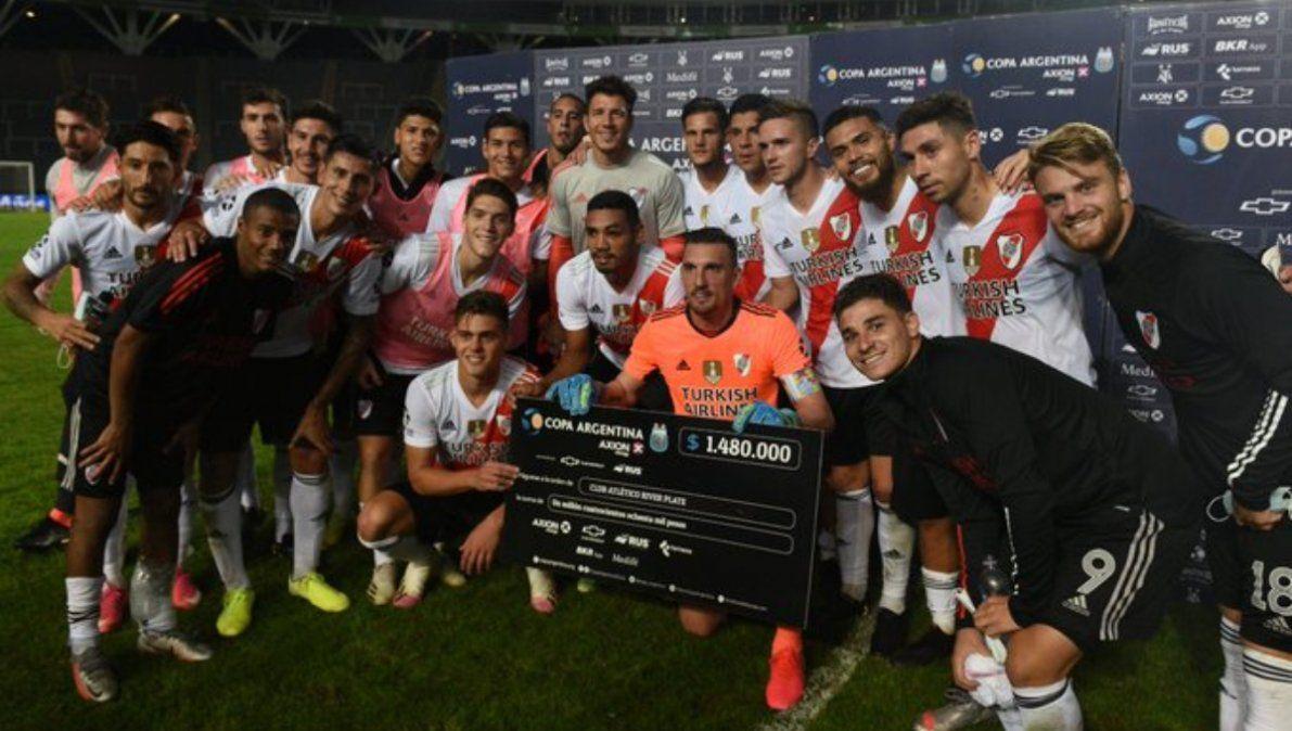Hambemus superclásico en la Copa Argentina