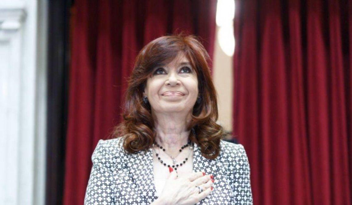 Es oficial: Cristina Kirchner renunció a su sueldo como Vicepresidenta