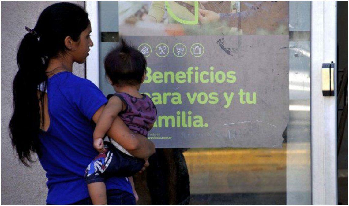 Beneficiarios de la Asignación Universal por Hijo cobrarán un plus