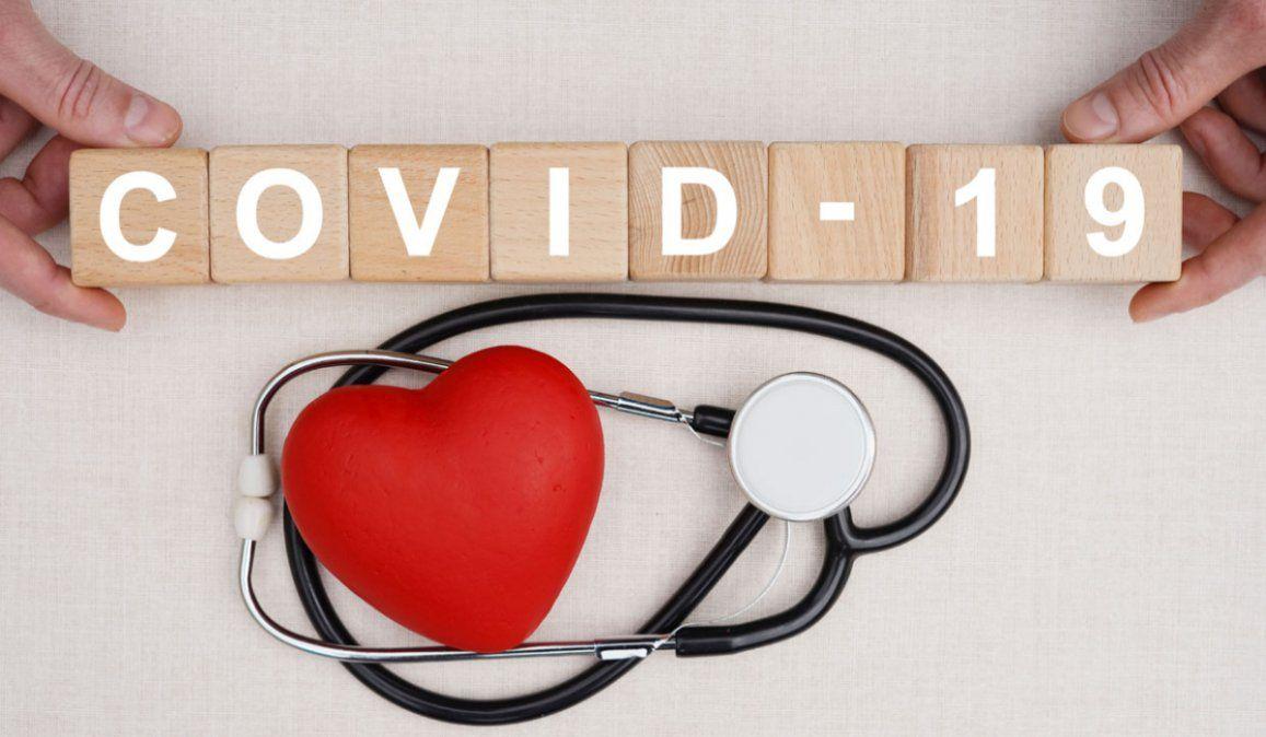 El corazón también sufre los efectos del COVID-19