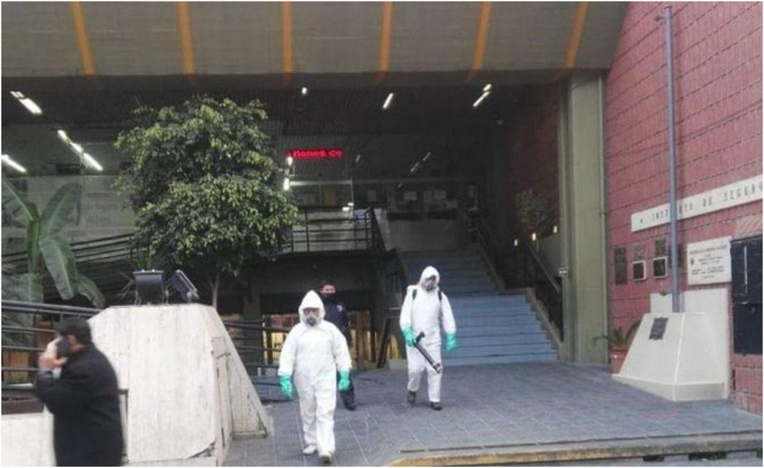 Judiciales denuncian que el ISJ no está realizando testeos