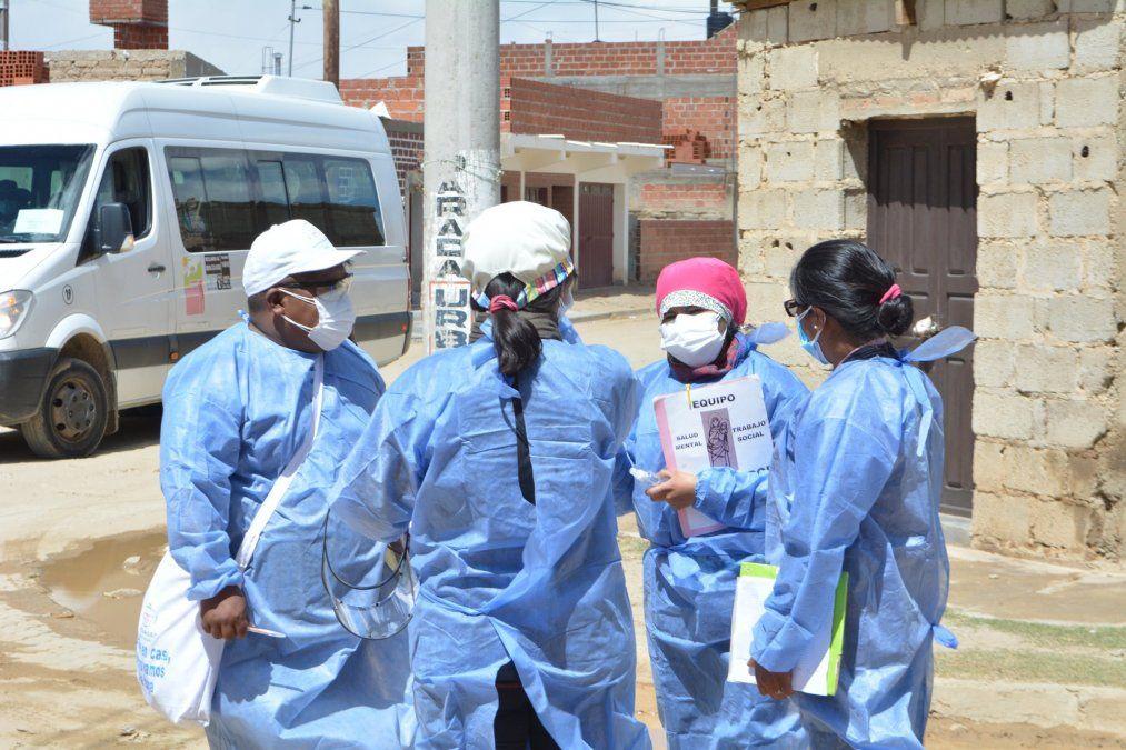 Jujuy registró este domingo 82 casos nuevos y 3 muertes por coronavirus