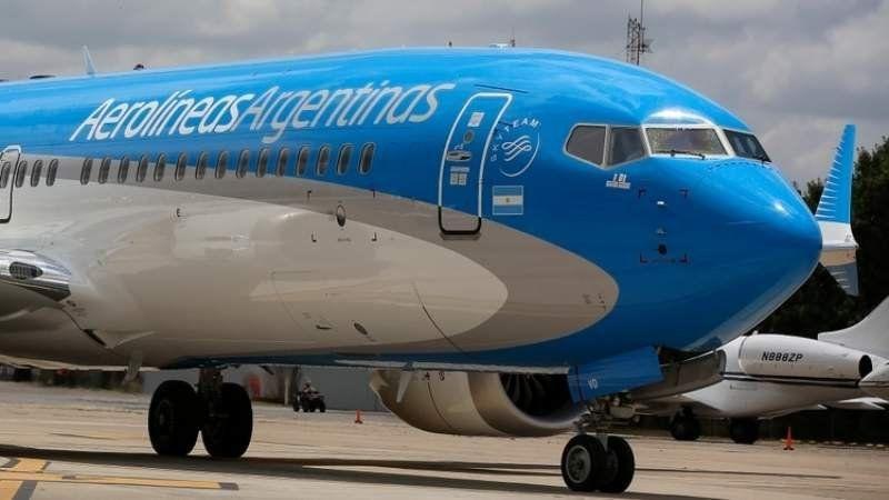 Aerolíneas suma un vuelo más a Jujuy