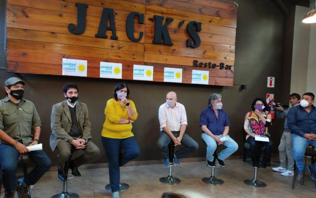 La unidad se consolida por fuera del PJ: El límite son los socios de Morales