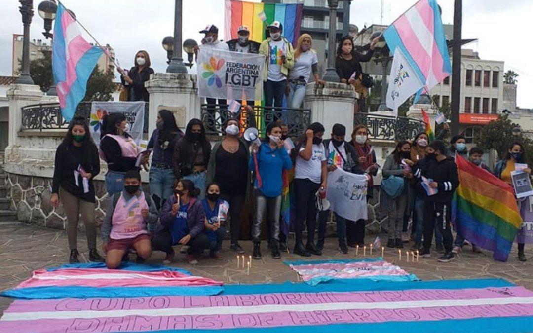 Palpalá: La Fundación Damas de Hierro cumple 12 años de activismo trans