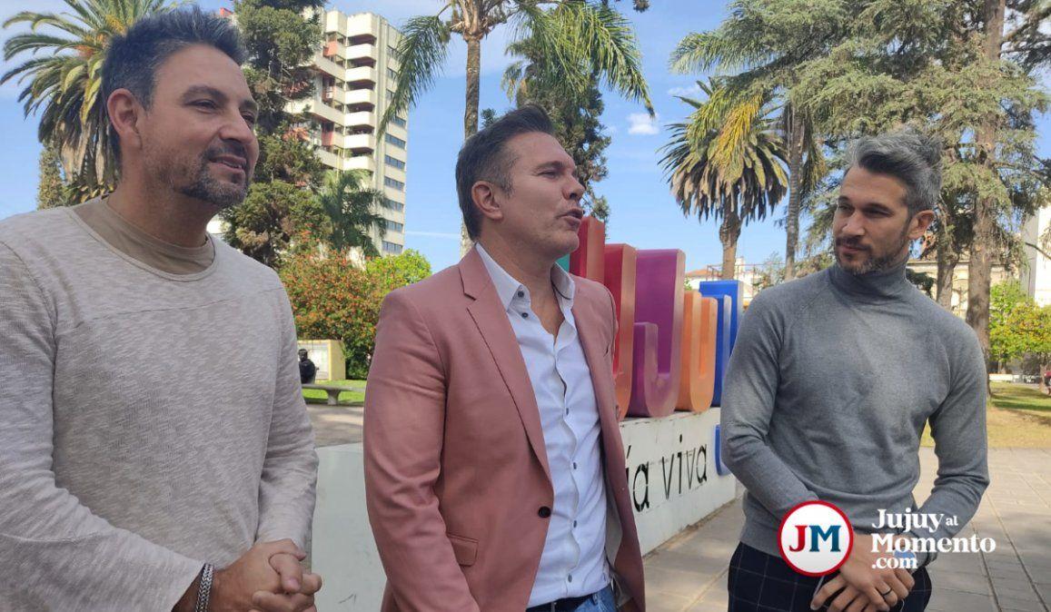 Destino San Javier anticipó su primer concierto en Jujuy