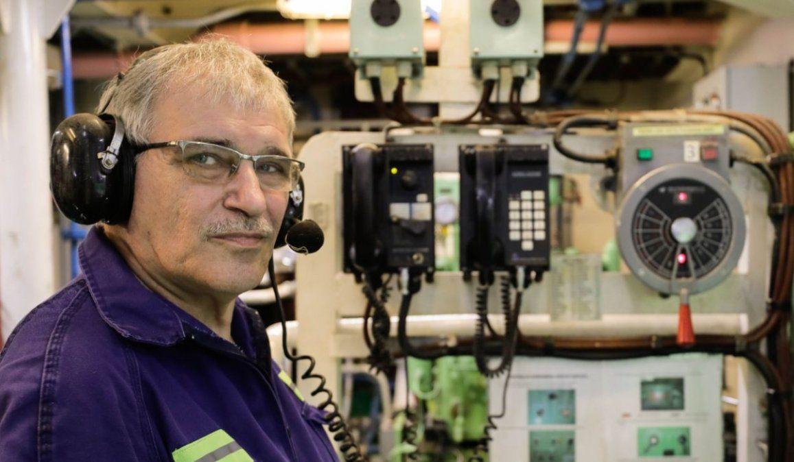Maquinista Naval, la profesión mejor remunerada de Argentina que nadie quiere estudiar