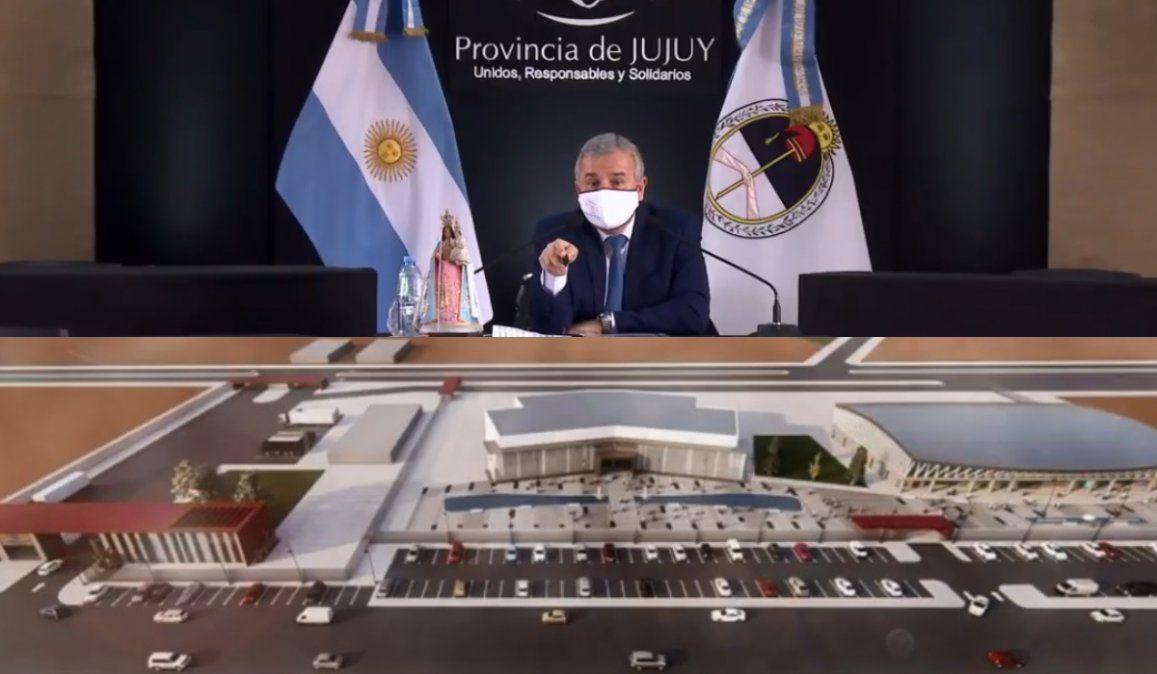 El gobierno jujeño proyecta mil empleos nuevos para la Zona Franca de La Quiaca