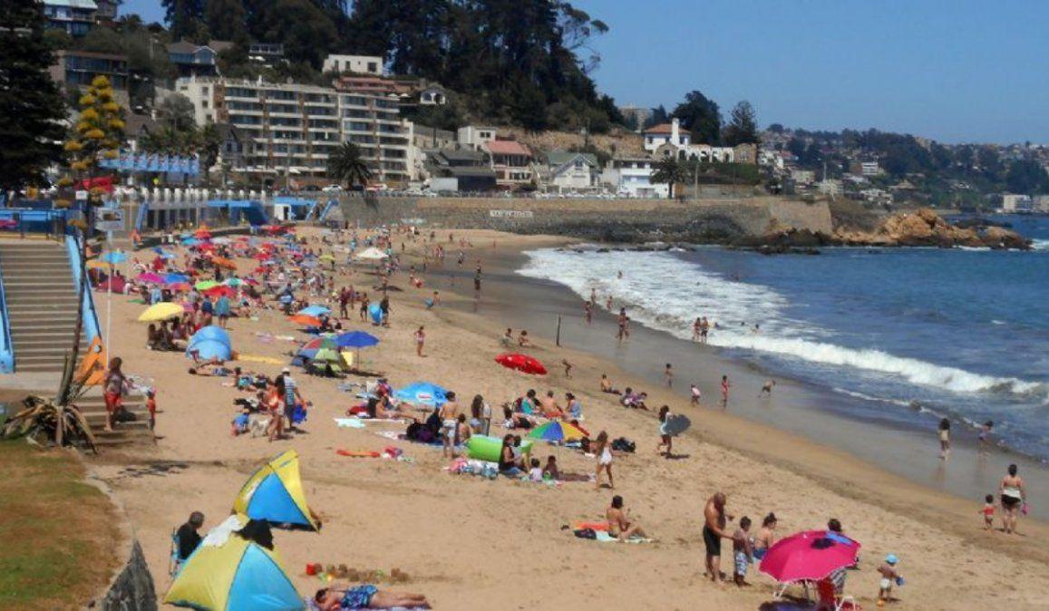Chile prevé flexibilizar el ingreso: cuánto cuesta vacacionar en la playa