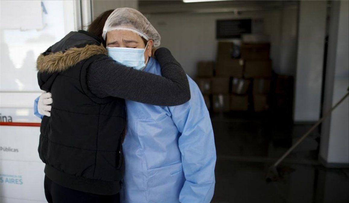 Argentina superó los 85 mil muertos por coronavirus