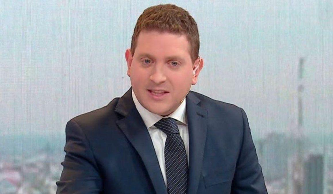 Jonatan Viale liquidó a Alberto Fernández: Me preocupa que no conecte con la realidad