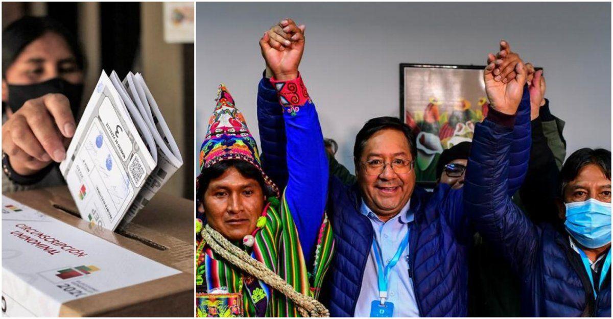 En Jujuy, Arce ganó con el 82% de los votos