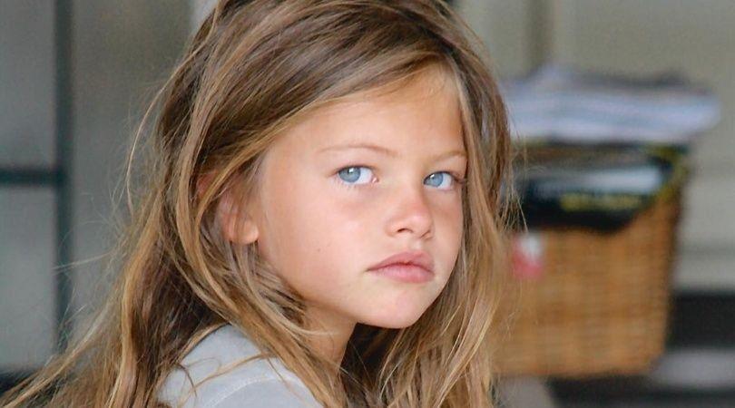 Cómo luce hoy la niña más linda del mundo