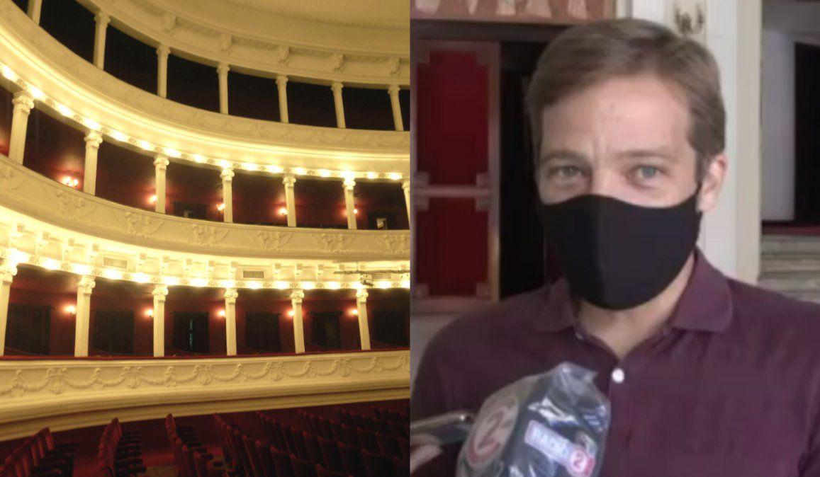 Reabre el Teatro Mitre con un gran espectáculo musical