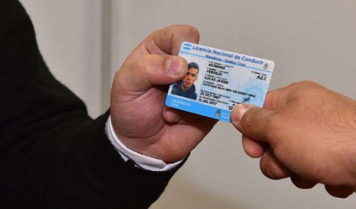 Aumentan la cantidad de turnos diarios para la licencia de conducir