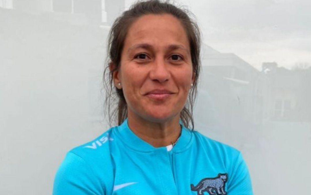 Una santafesina hace historia en el rugby: Gisela Acuña, primera mujer en el staff nacional