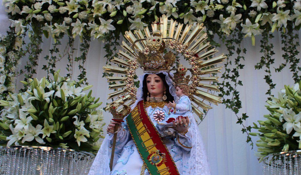 15 de agosto: Día de la Virgen de Urkupiña