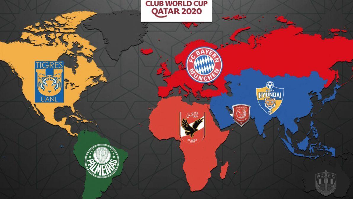 Tigres ya está en Qatar para el Mundial de Clubes