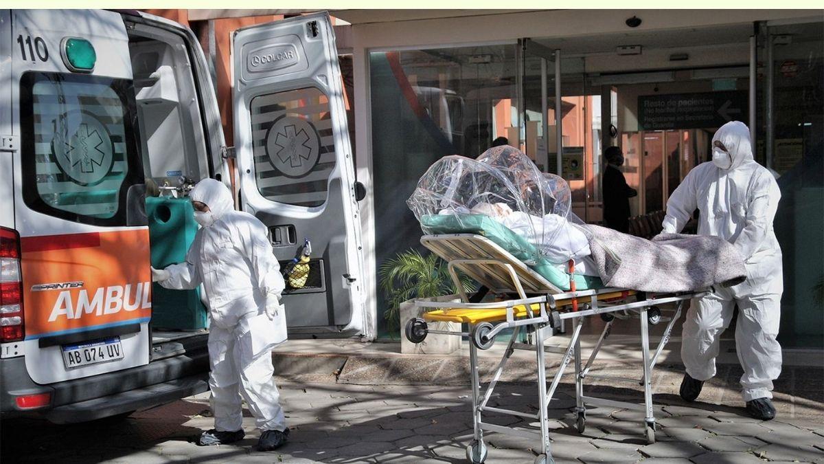 Coronavirus en la Argentina informaron 5884 nuevos casos