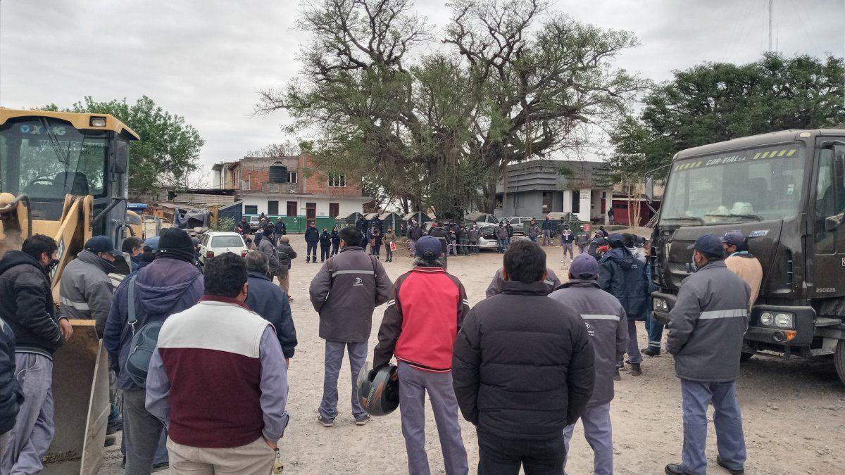 SEOM acató la conciliación: No permiten expresar la bronca de los trabajadores