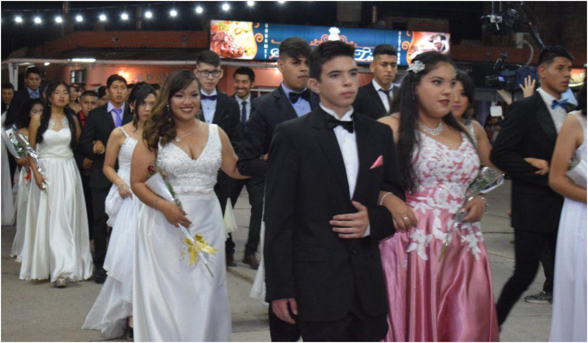 Cena Blanca en Perico: El municipio dio luz verde pero las escuelas se oponen