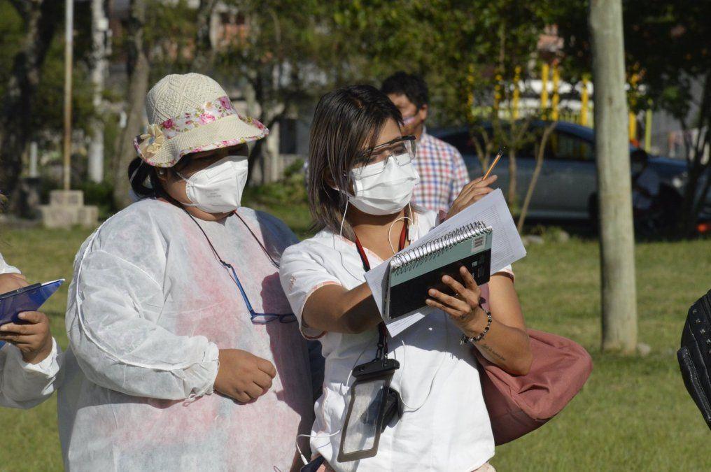 Covid-19: Este domingo se registraron 73 nuevos casos y un fallecimiento