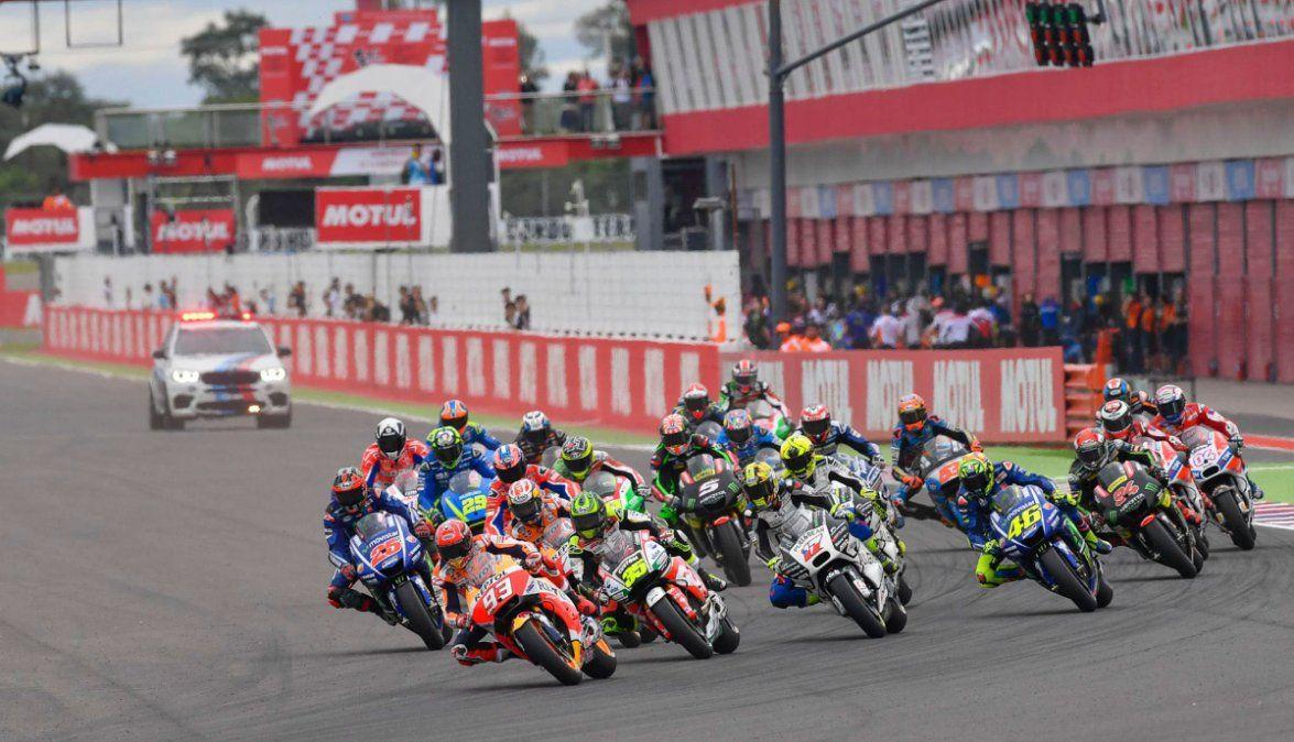 Se postergó el Gran Premio de Argentina