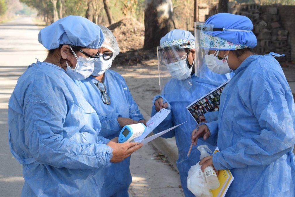 Coronavirus: Jujuy registró otros 227 casos y 12 muertes más