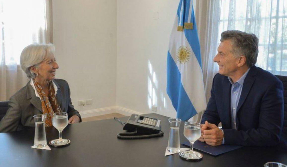 Un asesor de Trump reveló por qué ayudaron a Macri a acceder a un rescate del FMI