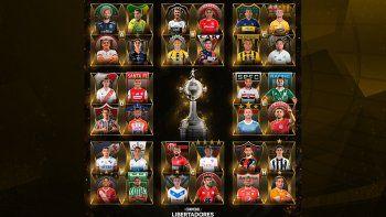 Empieza la Libertadores: 96 partidos en 37 días