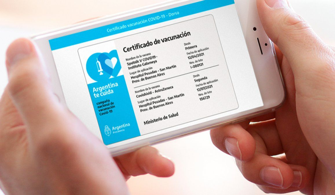 Covid-19: cómo tramitar el certificado digital de vacunación