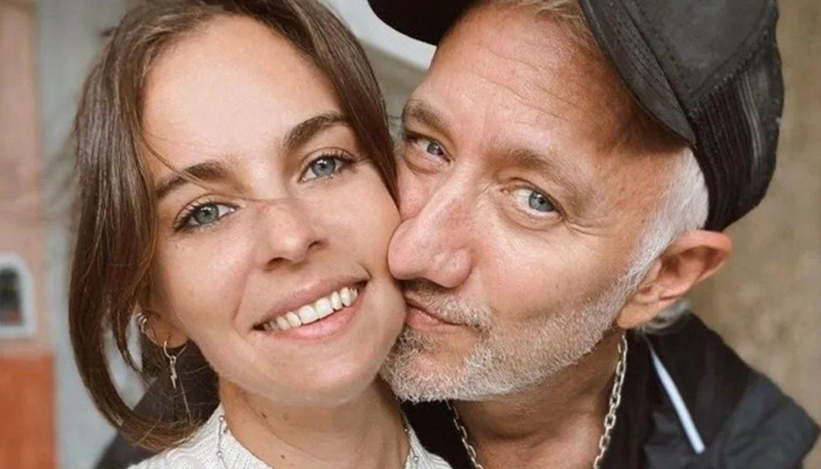 Andy Kusnetzoff reveló que será papá nuevamente