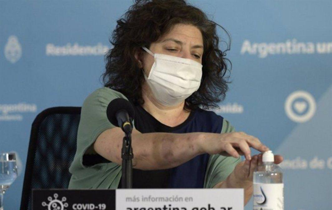 Carla Vizzotti sobre las vacunas VIP: Lo desconocía totalmente