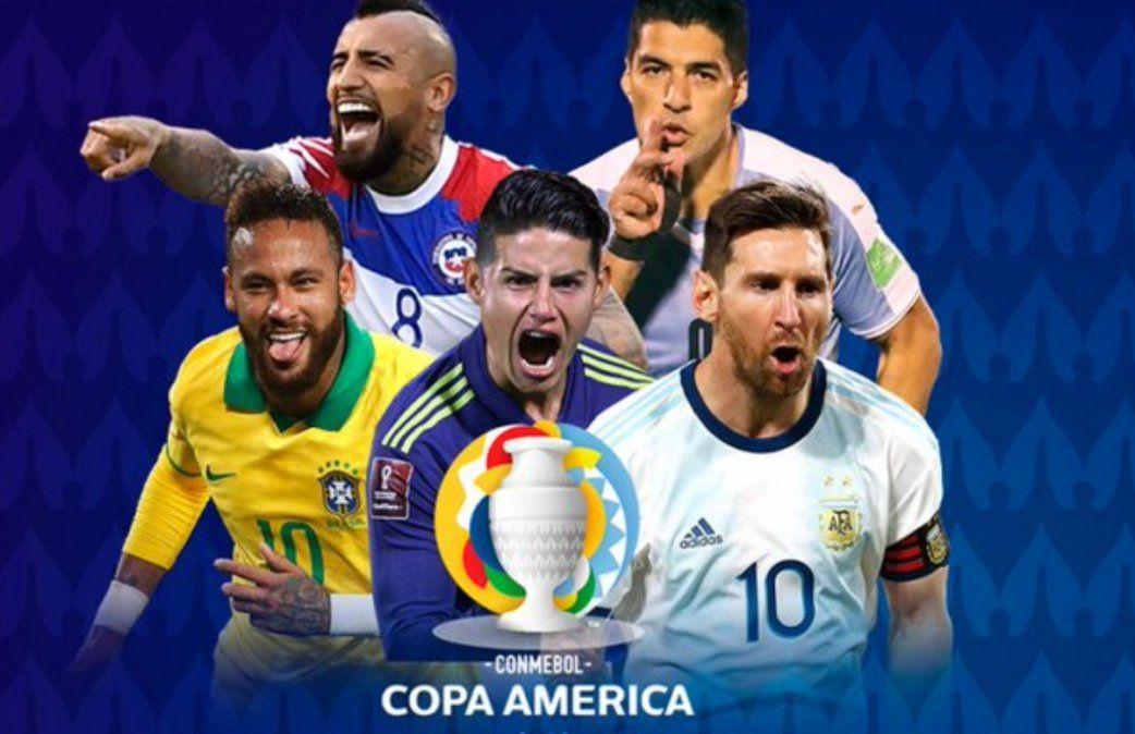Copa América: Los protocolos para entrar a Brasil