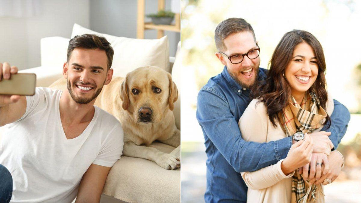 ¿Casados o solteros? Un estudio revela quiénes son más felices