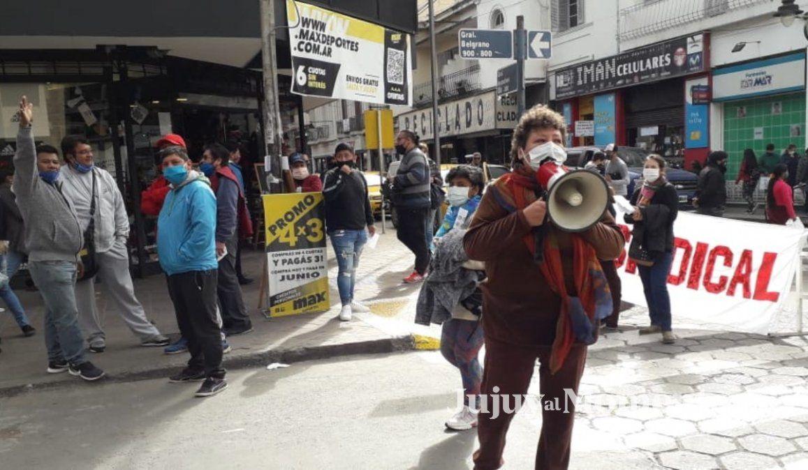 La amenaza de los gremios a Morales por el pago del aguinaldo