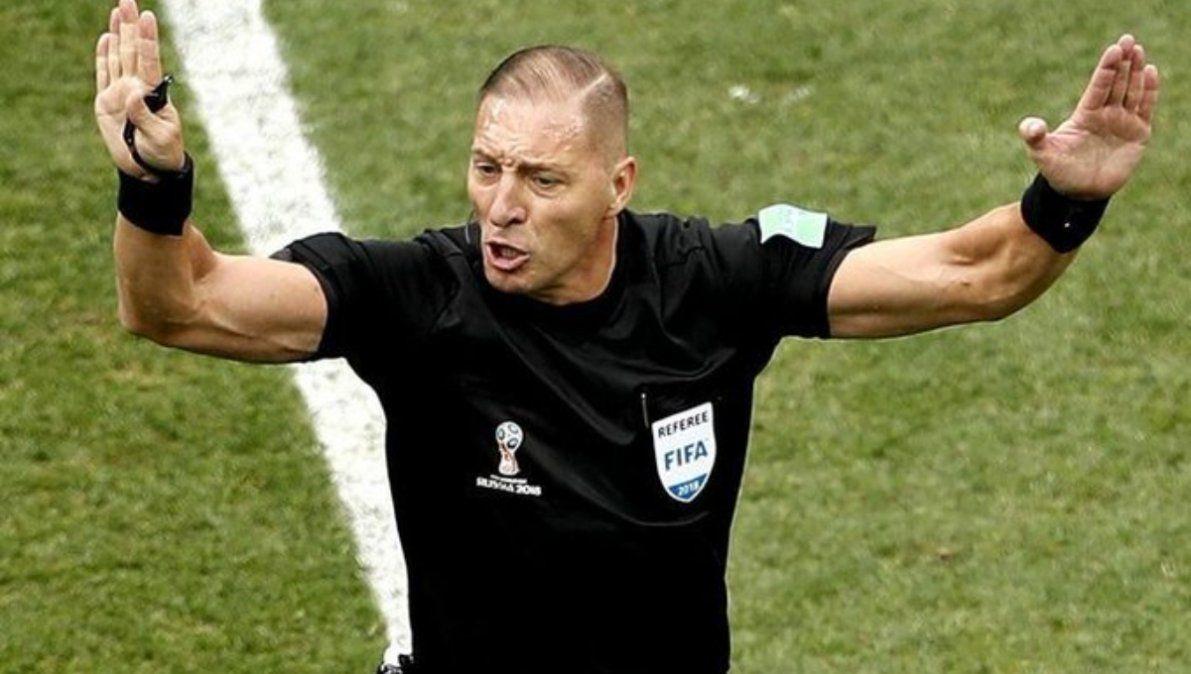 Los equipos argentinos ya tienen árbitros para la próxima fecha