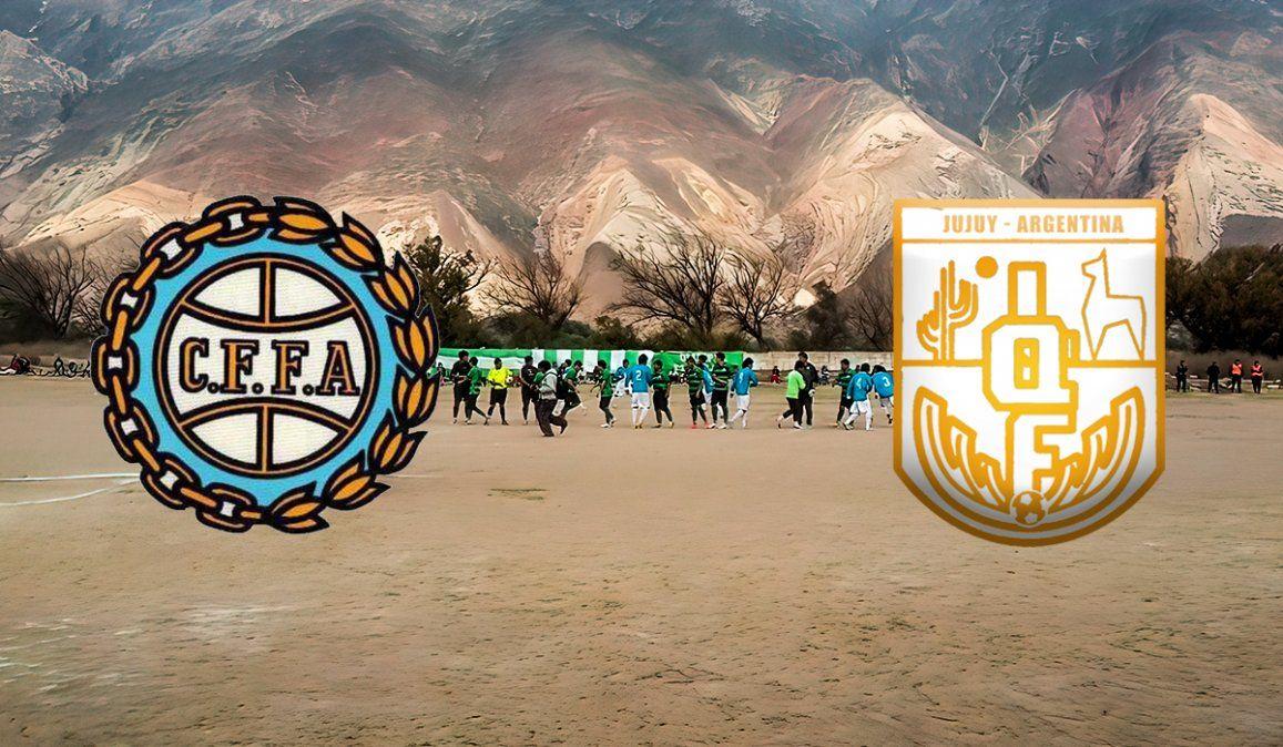 El fútbol argentino más federal: La Liga Quebradeña afiliada a la AFA