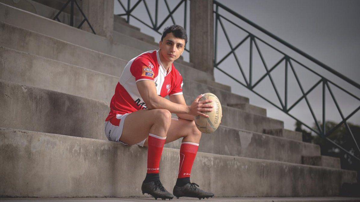 Joel Miranda, el salteño que jugará la Major League Rugby