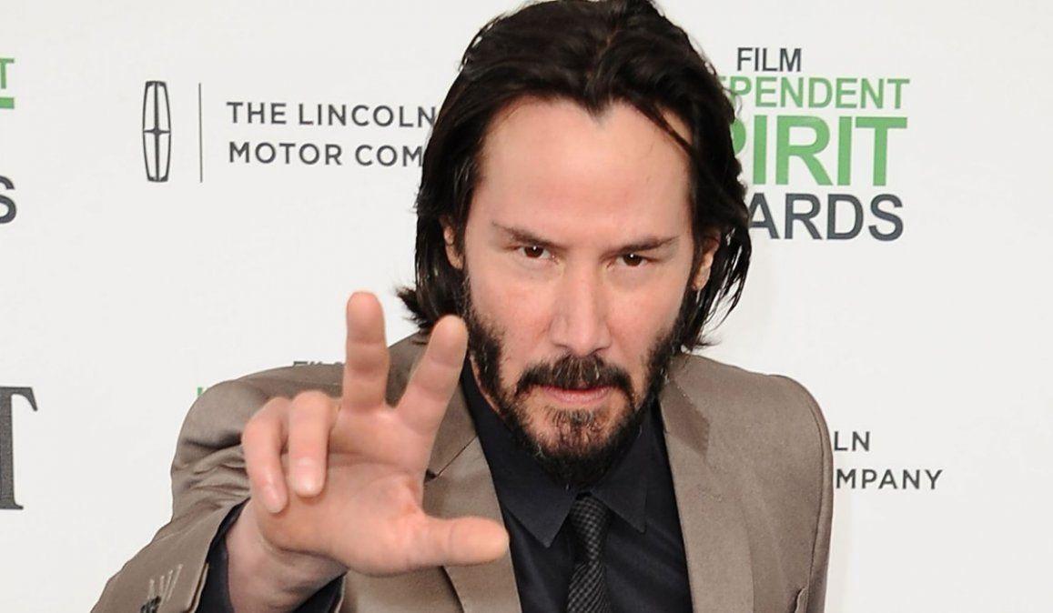 Matrix 4 vuelve con Neo: qué opina Keanu Reeves