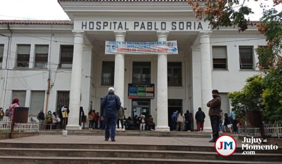 Coronavirus en Jujuy: En terapia tenemos gente muy joven, que no llega a los 30