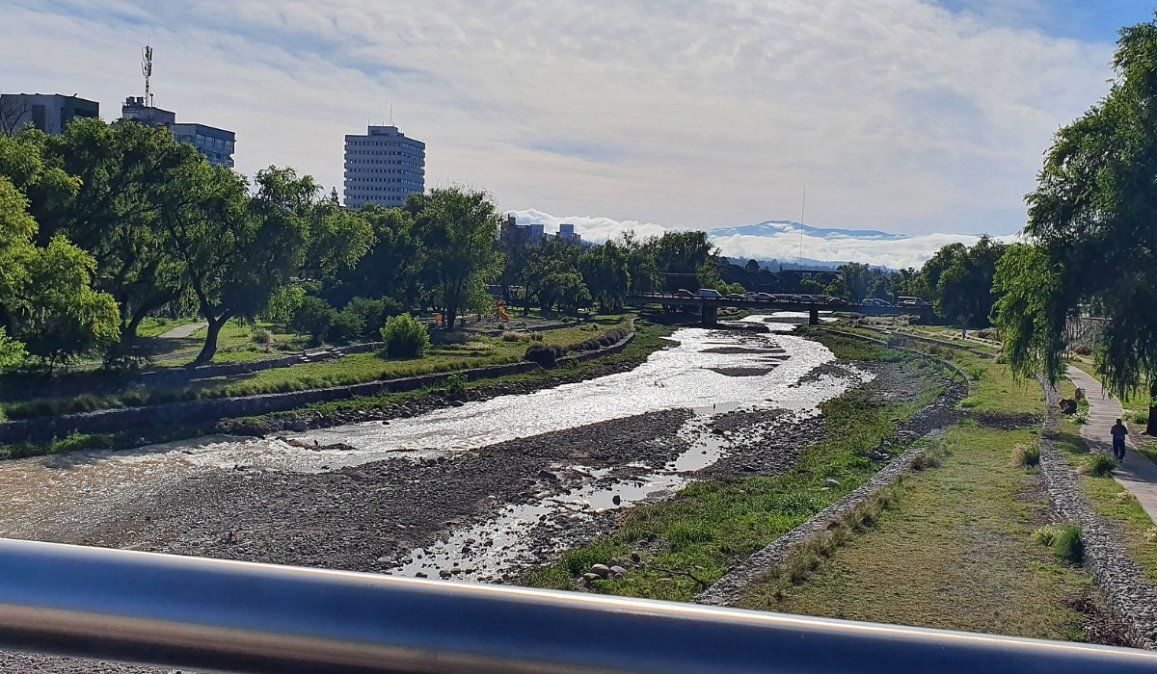 San Salvador de Jujuy, la ciudad de los dos ríos