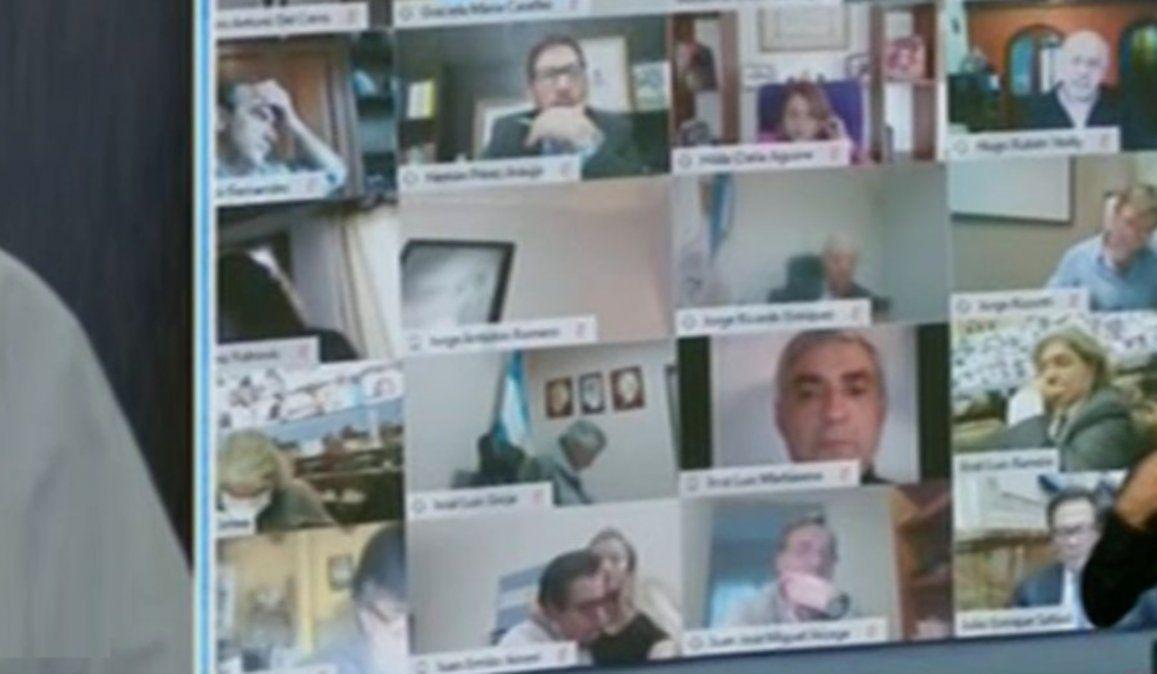 Escándalo: Diputado por Salta y una escena sexual en pleno debate
